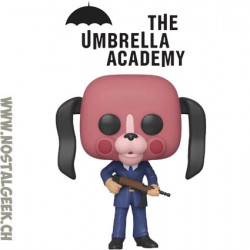Funko Pop The Umbrella Academy Cha Cha Vinyl Figure