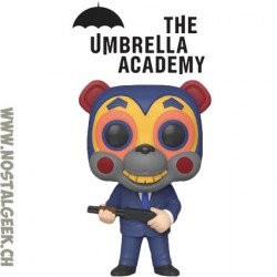 Funko Pop The Umbrella Academy Hazel Vinyl Figure