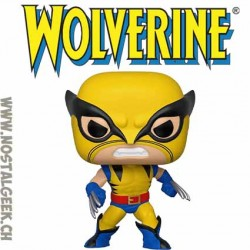 Funko Pop Marvel Wolverine (First Appearance) Vinyl Figure