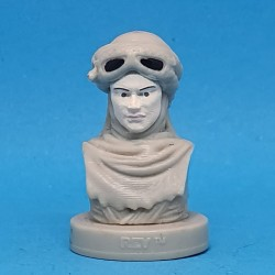 Star Wars Tampon Encreur Rey Figurine d'occasion (Loose)