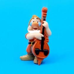 Disney Snow White Doc Music second hand figure (Loose)