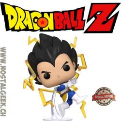 Funko Pop Dragon Ball Z Vegeta Vegeta (Galick Gun) Edition Limitée