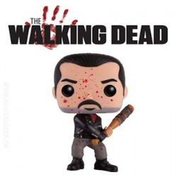 Funko Pop TV The Walking Dead Bloody Negan Exclusive
