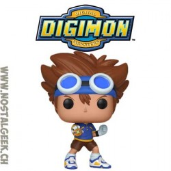 Funko Pop Animation Digimon Tai Vinyl Figure