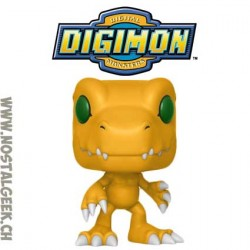 Funko Pop Animation Digimon Agumon Vinyl Figure