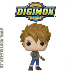 Funko Pop Animation Digimon Matt Vinyl Figure