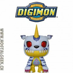 Funko Pop Animation Digimon Gabumon Vinyl Figure