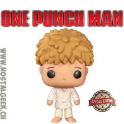Funko Pop! Anime One-Punch Man Saitama at Martial Arts Tournament Exclusive Vinyl Figure