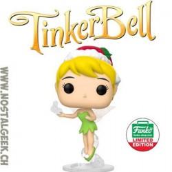 Funko Pop Disney Peter Pan Tinker Bell (Holiday) (La Fée Clochette) Edition Limitée