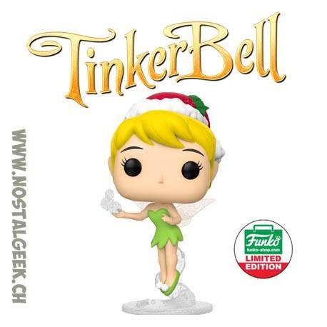 Funko Pop Disney Peter Pan Tinker Bell (Holiday) Exclusive Vinyl Figure
