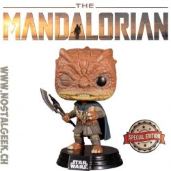 Funko Pop Star Wars The Mandalorian Trandoshan Thug Exclusive Vinyl Figure