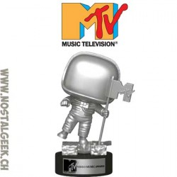 Funko Pop MTV Moon Person Vinyl Figure