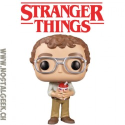 Funko Pop TV Stranger Things Alexei Vinyl Figure