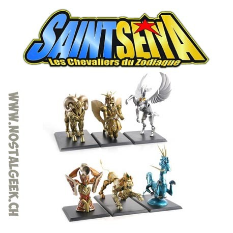 Saint Seiya Cloth Collection Vol 1 Mystery Box