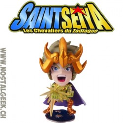Saint Seiya Ayor The Leo Saint Mini Big Head Figure