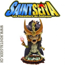 Saint Seiya Milo The Scorpio Saint Mini Big Head Figure