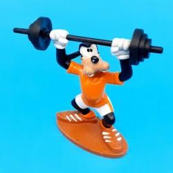 Disney Goofy dumbbell second hand figure (Loose)