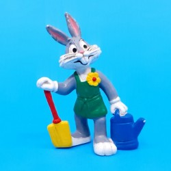 Looney Tunes Bugs Bunny Gardner second hand figure (Loose)