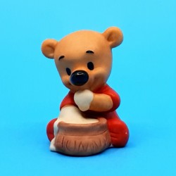 Disney Winnie the Pooh baby ceramics second hand figure (Loose)