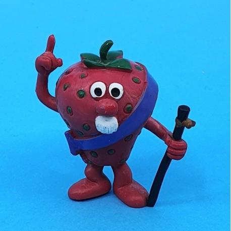 Les Fruittis Mayor Strawberry second hand figure (Loose)