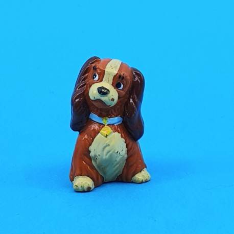 Disney Lady and the Tramp - Lady second hand figure (Loose)