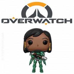 Funko Pop! ECCC 2017 Overwatch Emerald Pharah Exclusive