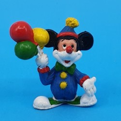 Disney Mickey Mouse Clown Figurine d'occasion Bullyland (Loose)