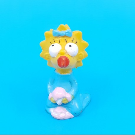The Simpsons Maggie Simpson second hand figure (Loose)