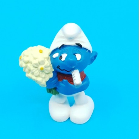 The Smurfs Quick Recovery second hand Figure (Loose)