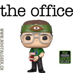 Funko Pop ECCC 2020 The Office Dwight Schrute as Recyclops Edition Limitée