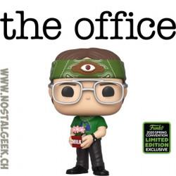 Funko Pop ECCC 2020 The Office Dwight Schrute as Recyclops Exclusive Vinyl Figure