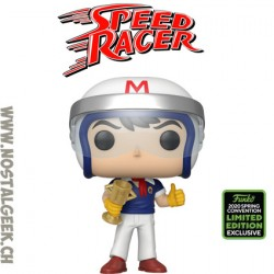 Funko Pop ECCC 2020 Speed Racer Exclusive Vinyl Figure