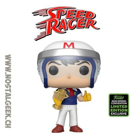 Funko Pop ECCC 2020 Speed Racer Exclusive Vinyl Figure