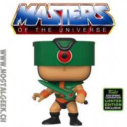 Funko Pop ECCC 2020 Masters of the Universe Tri-Klops Edition Limitée