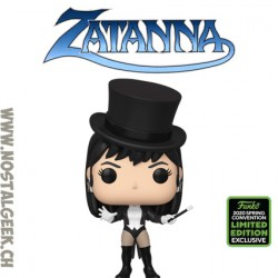 Funko Pop DC ECCC 2020 Zatanna Exclusive Vinyl Figure