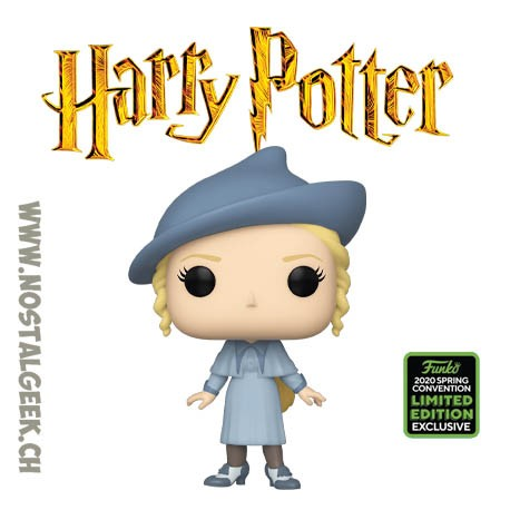Funko Pop ECCC 2020 Harry Potter Fleur Delacour Exclusive Vinyl Figure