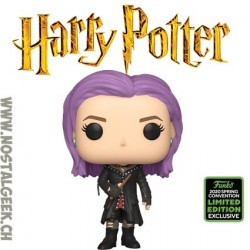 Funko Pop ECCC 2020 Harry Potter Nymphadora Tonks Edition Limitée