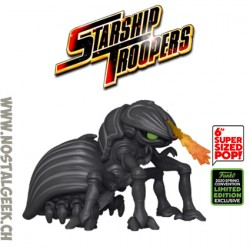 Funko Pop ECCC 2020 15 cm Starship Troopers Tanker Bug Exclusive Vinyl Figure