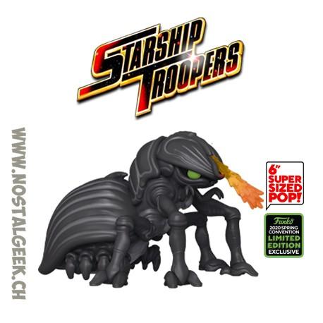 Funko Pop ECCC 2020 15 cm Starship Troopers Tanker Bug Exclusive Vinyl Figure