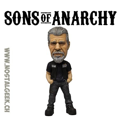 Sons of Anarchy Clay Morrow Bobblehead 15 cm Figure
