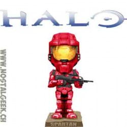 Funko Wacky Wobbler Halo 3 SDCC 2008 Red Spartan Soldier SDCC 2008 Bobble Head