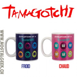 Tamagotchi Tasse Thermosensible