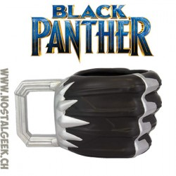 Marvel Black Panther Claw Shaped Ceramic shaped Mug