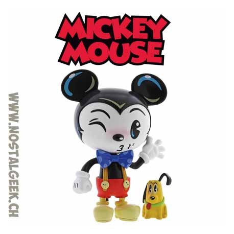 Disney Showcase Mickey Mouse The World of Miss Mindy Vinyl Figure