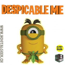 Funko Pop! Despicable Me Minion Au Naturel Phosphorescent Edition Limitée Vaulted