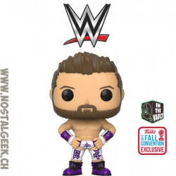 Funko Pop! NYCC 2017 WWE Zack Ryder Edition Limitée Vaulted