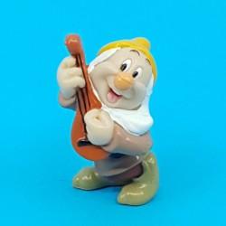 Disney Snow White Sneezy Music second hand figure (Loose)