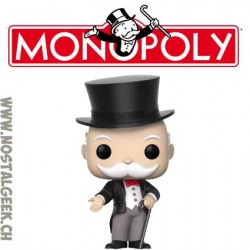 Funko Pop Board Games Mr Monopoly Edition Limitée