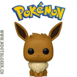 Funko Pop Pokemon Eevee Vinyl Figure