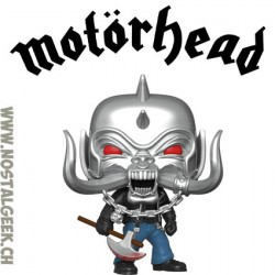 Funko Pop Rocks Motörhead Warpig Vinyl Figure
